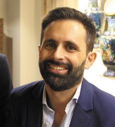 El CEO de Grupo Azul Marino, Juan del Hoyo.