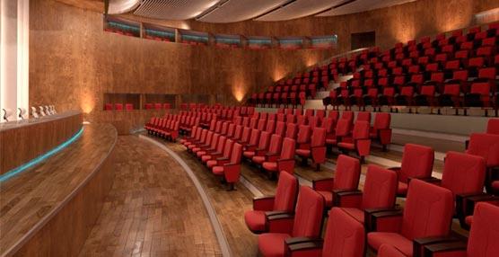 El auditorio de Torre del Puerto de Málaga tendrá una capacidad para 550 personas