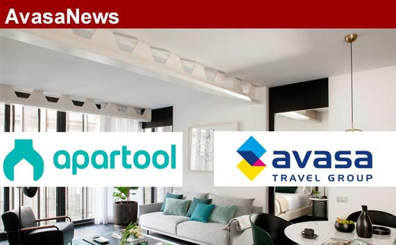 Avasa Travel Group incorpora a Apartool en su contratación