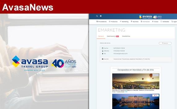Más herramientas de e-marketing para agencias de Avasa