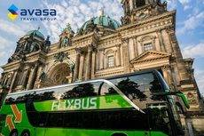 Avasa establece un acuerdo comercial con FlixBus