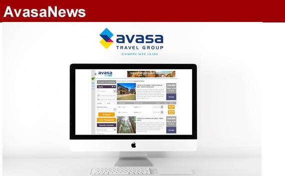Buena acogida del nuevo motor de actividades de Avasa