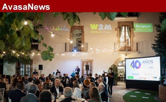 AVASA Travel Group comparte su 40 aniversario