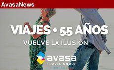 """Avasa lanza """"Vuelve la ilusión"""", con viajes para mayores de 55"""