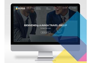 Avasa Travel Group presenta su nueva página web