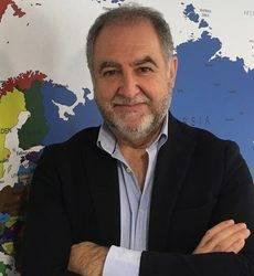 El presidente de Avasa, Abilio Álvarez.