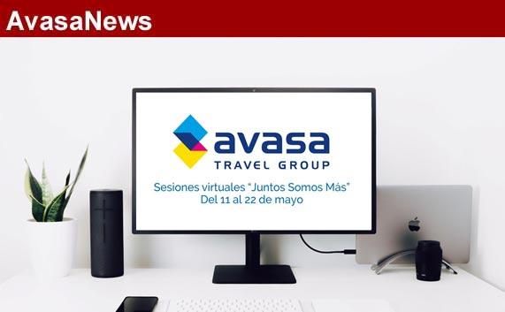 Avasa organiza reuniones virtuales con sus agencias
