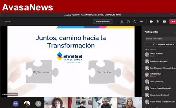 """Avasa presentó su """"Camino hacia la Transformación"""""""