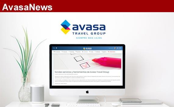 Avasa Travel Group lanza un sondeo de todos sus servicios