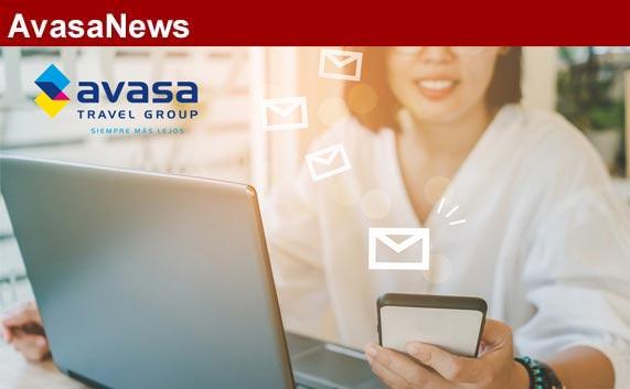 Avasa Travel Group renueva sus newsletters temáticas