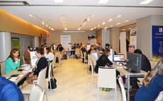 Cifra récord de asistentes en el 'workshop' de Avasa