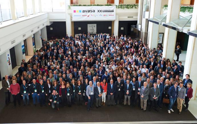 Récord de participación en la convención de Avasa: supera los 600 profesionales