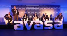 El presidente de Avasa, Luis Felipe Antoja, interviene en en Foro Debate.