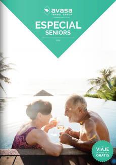 Avasa Travel Group activa su Campaña '+ 55 años'