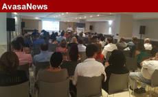 Gran asistencia a las reuniones de Avasa Travel Group