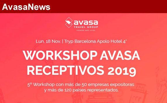Quinto Workshop de Receptivos de Avasa Travel Group