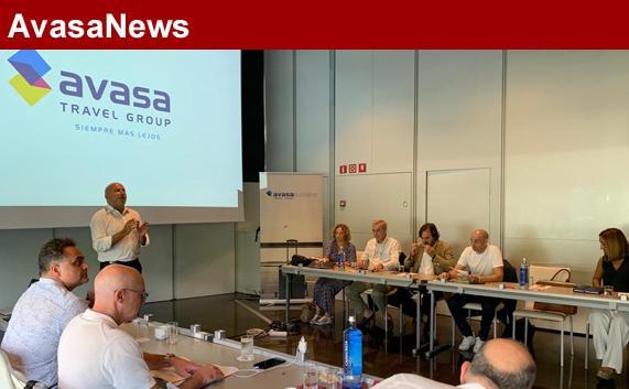 Encuentro del CBTA organizado por Avasa Travel Group