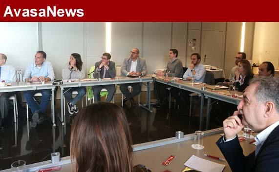 Avasa organiza en Barcelona un nuevo encuentro del CBTA
