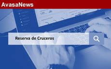 Las agencias Avasa ya pueden reservar cruceros 'online'