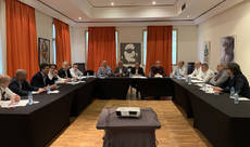 Consejo de administración de Avasa en Marrakech