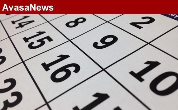 El Grupo Avasa crea un nuevo calendario para 2019