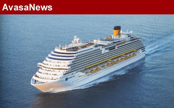 Comité de cruceros de Avasa se reúne en el Costa Diadema