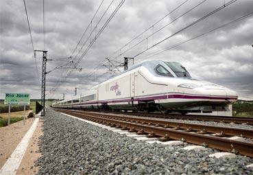 2,6 millones de pasajeros en el AVE Madrid-Valencia