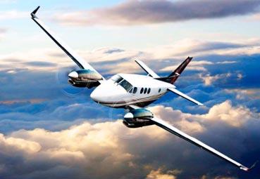 La aviación corporativa tiene síntomas positivos