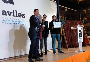 Avilés reconoce la labor del festival Celsius 232