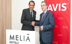Avis y Meliá siguen con su alianza de más de 40 años
