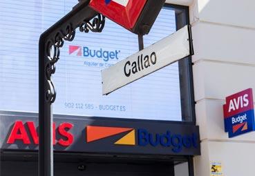 Avis abre una nueva oficina en el centro de Madrid