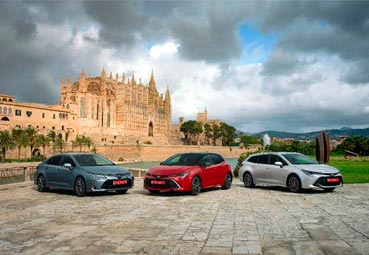 Avis introduce el Toyota Corolla Hybrid en España