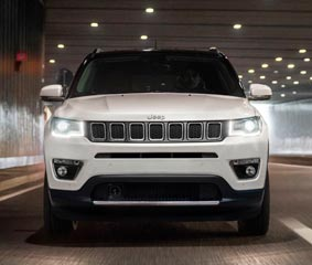 Avis incorpora en España el nuevo del Jeep Compass Longitude