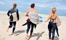 Budget colabora con la Federación Vasca de Surf
