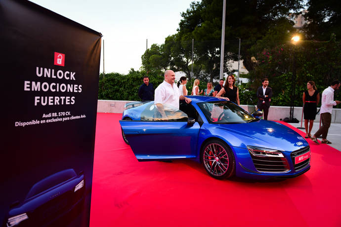 Avis ofrecerá una flota de Audi R8 como servicio