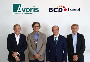 Ávoris y BCD Travel refuerzan su colaboración