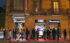 El nuevo establecimiento de San Sebastián tiene 160 metros cuadrados.