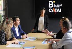 Lazard lleva meses trabajando con Barceló en la búsqueda de inversores.