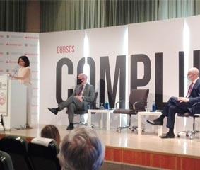 Díaz Ayuso: 'Vamos a seguir apoyando al Turismo'