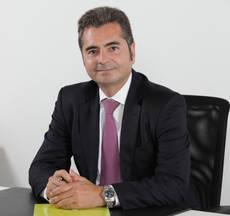 El director general de la unidad de negocio 'low cost', Juan Carlos Azcona.