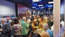La agencia ha congregado a más de 140 personas en su acto inaugural.