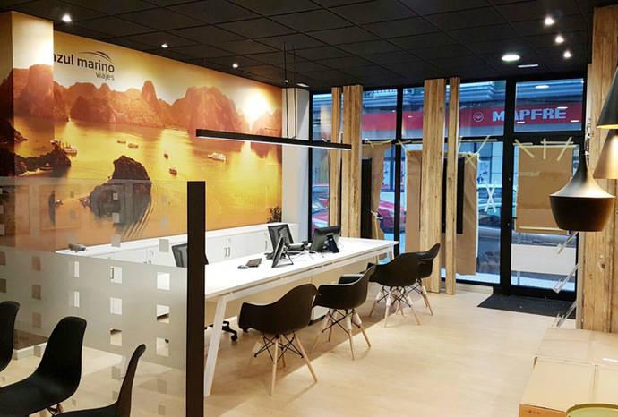 Azul Marino abrirá cinco oficinas de aquí a final de año
