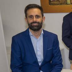 El CEO de Azul Marino, Juan del Hoyo.