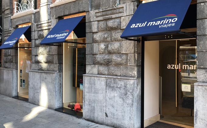 Azul Marino Viajes refuerza su apuesta por las 'flagship'