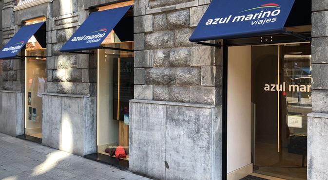 Azul Marino crece a doble dígito y va camino de los 100 millones de euros