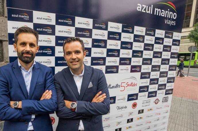 La agencia Azul Marino Viajes aterriza en Galicia