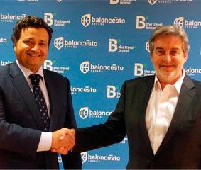B the travel brand, Agencia de Viajes Oficial de la Federación Española de Baloncesto