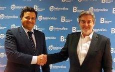 Óscar Graefenhein y Enric Riera.