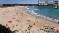Algunas herramientas se han utilizado en un sistema para el control de aforo de playas.