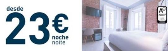 B&B: tarifa de 19€ por mes para business travel
